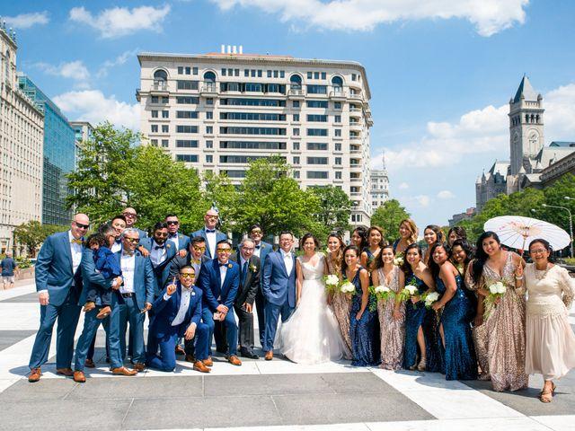 Jennifer and Souri's Wedding in Washington, District of Columbia 11