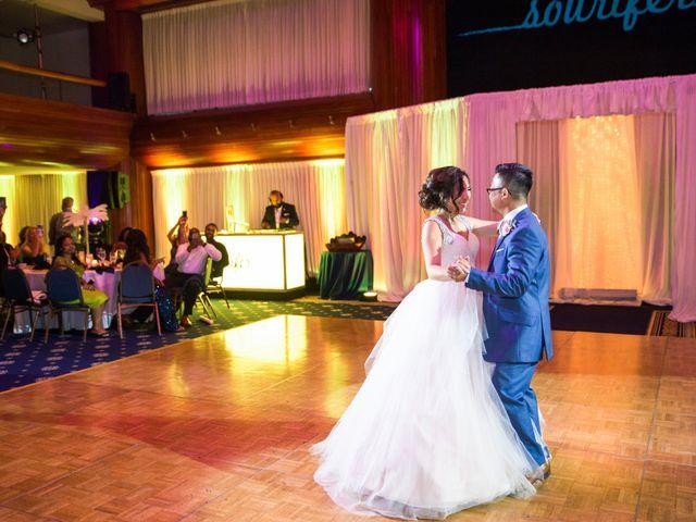 Jennifer and Souri's Wedding in Washington, District of Columbia 20