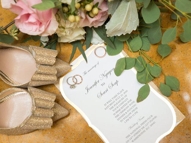 Jennifer and Souri's Wedding in Washington, District of Columbia 2