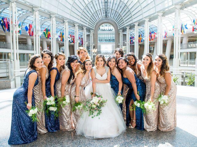 Jennifer and Souri's Wedding in Washington, District of Columbia 9