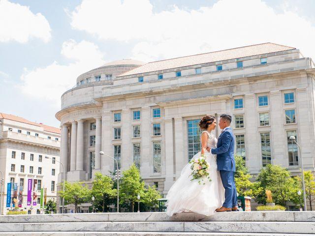 Jennifer and Souri's Wedding in Washington, District of Columbia 12