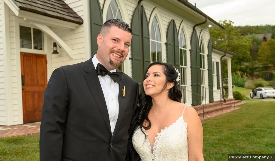 Jesse and Deisi's Wedding in Ridgedale, Missouri
