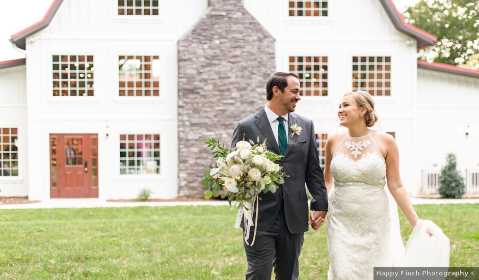 Patrick and Alex's Wedding in Berryville, Virginia