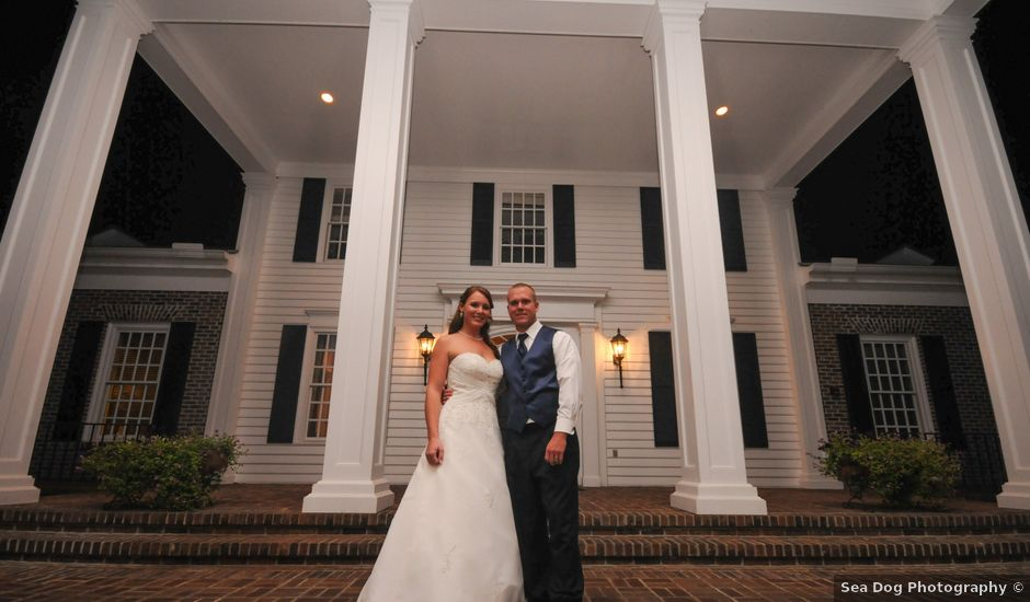 Marion and Brendan's Wedding in Pawleys Island, South Carolina