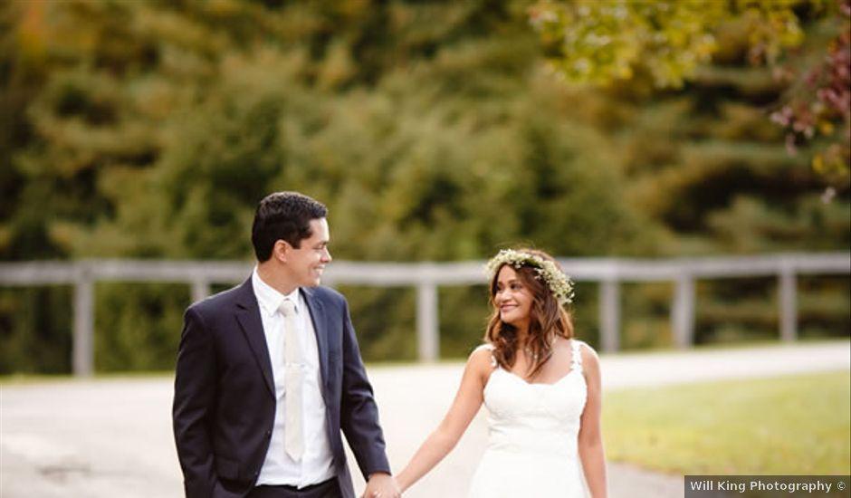 Jovie and Paul's Wedding in Gaithersburg, Maryland