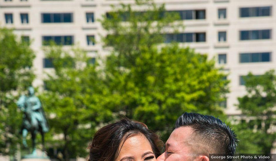 Jennifer and Souri's Wedding in Washington, District of Columbia