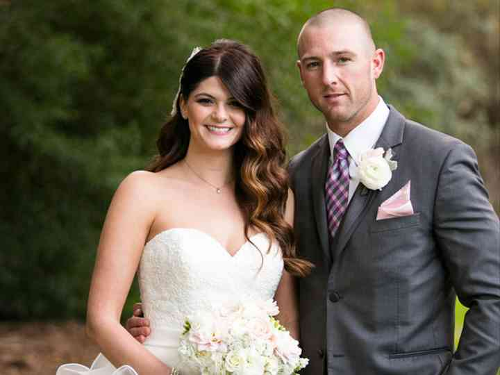 The wedding of Tyler and Kellie