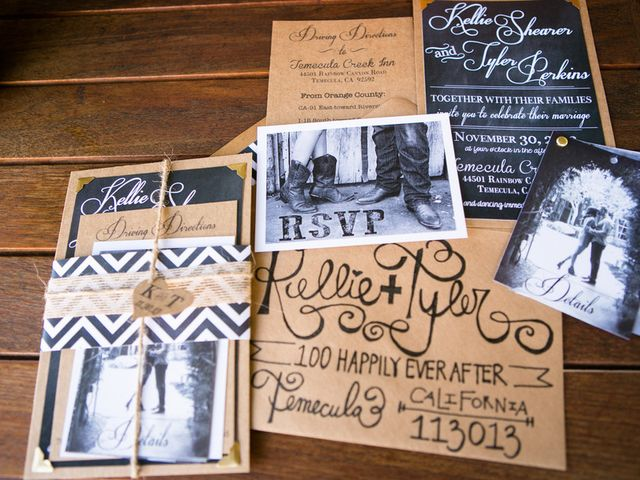 Kellie and Tyler's Wedding in Temecula, California 1