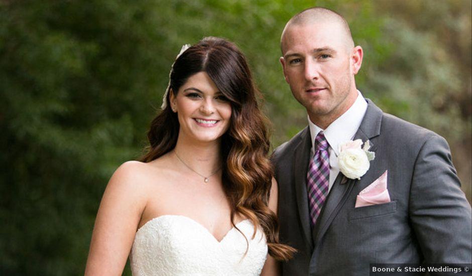 Kellie and Tyler's Wedding in Temecula, California