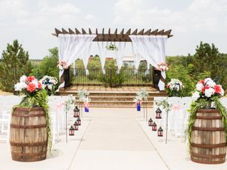 The wedding of Brittany and Cody 1