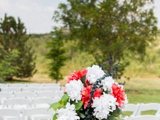 The wedding of Brittany and Cody 2