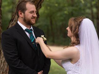 The wedding of Jennifer and Jacob 1