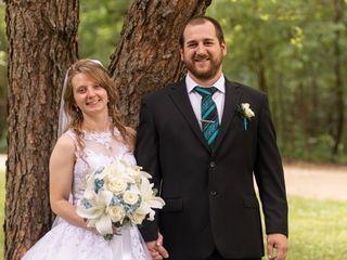 The wedding of Jennifer and Jacob