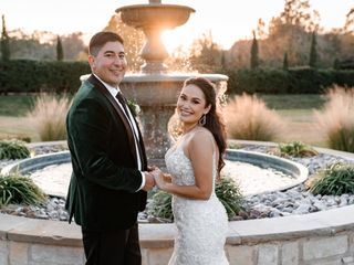 The wedding of Mary and Justin 2