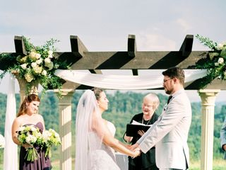 The wedding of Brian and Paula 1
