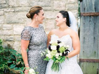 Paula and Brian's Wedding in Blountville, Tennessee 3