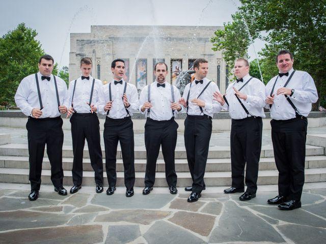 Elliot and Cassie's Wedding in Bloomington, Indiana 6
