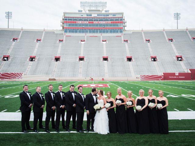 Elliot and Cassie's Wedding in Bloomington, Indiana 7