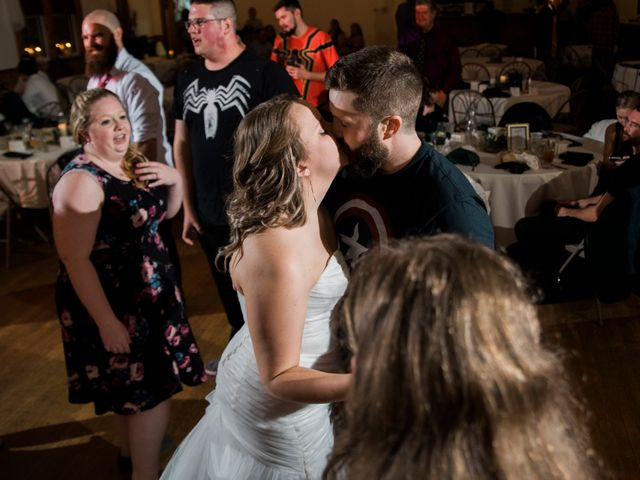 Chris and Paige's Wedding in South Berwick, Maine 16