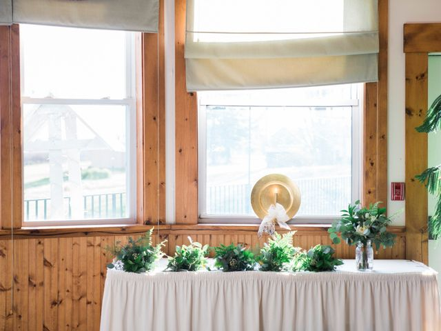 Chris and Paige's Wedding in South Berwick, Maine 21