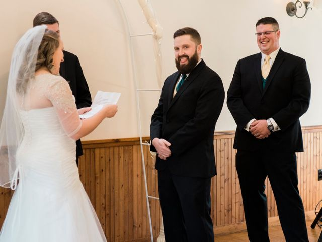 Chris and Paige's Wedding in South Berwick, Maine 34
