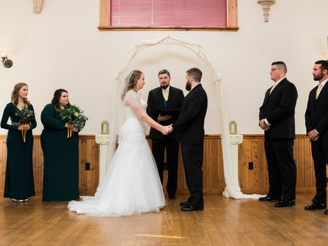 Chris and Paige's Wedding in South Berwick, Maine 42