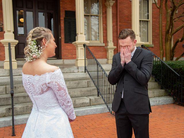Joseph and Alli's Wedding in Monroe, North Carolina 7