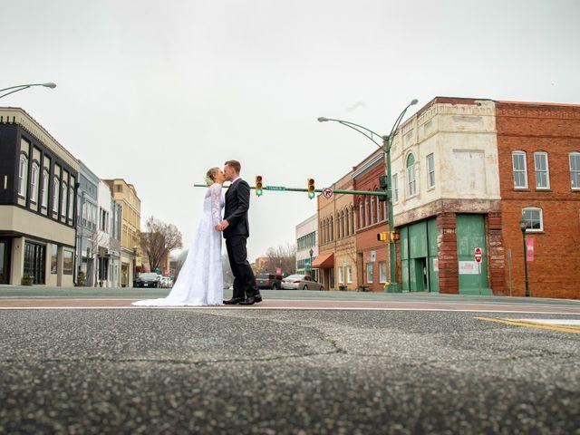 The wedding of Alli and Joseph