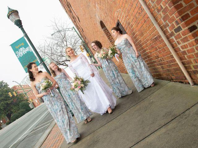 Joseph and Alli's Wedding in Monroe, North Carolina 9