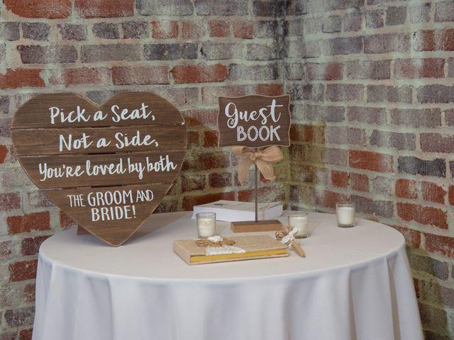 Joseph and Alli's Wedding in Monroe, North Carolina 11