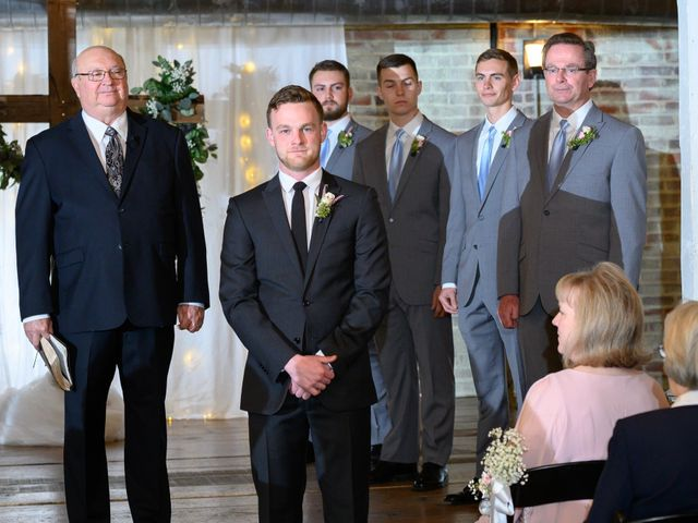 Joseph and Alli's Wedding in Monroe, North Carolina 15