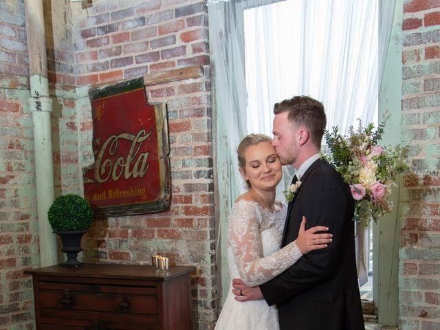 Joseph and Alli's Wedding in Monroe, North Carolina 1