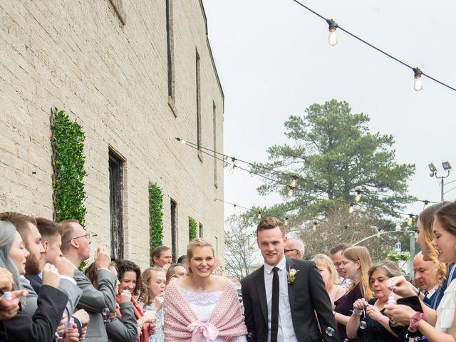 Joseph and Alli's Wedding in Monroe, North Carolina 27