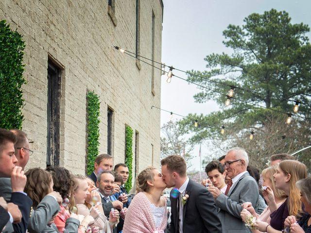 Joseph and Alli's Wedding in Monroe, North Carolina 2