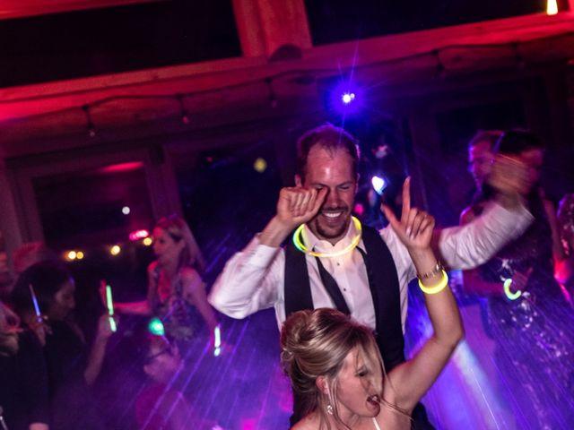 Ashante and David's Wedding in Buena Vista, Colorado 28