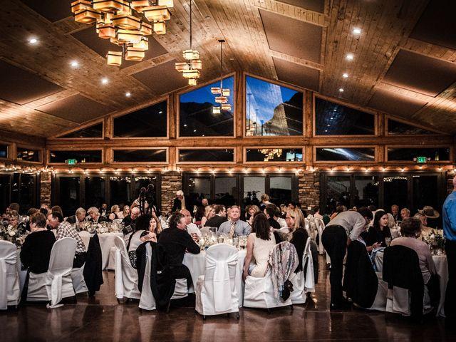 Ashante and David's Wedding in Buena Vista, Colorado 30