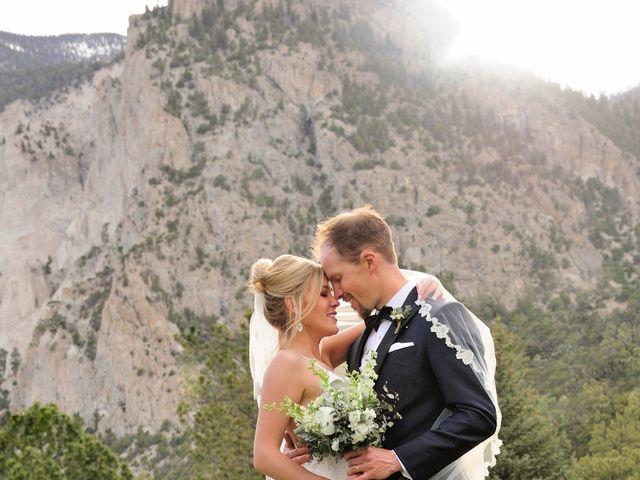 Ashante and David's Wedding in Buena Vista, Colorado 6