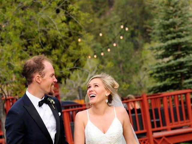 Ashante and David's Wedding in Buena Vista, Colorado 9