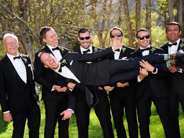 Ashante and David's Wedding in Buena Vista, Colorado 7