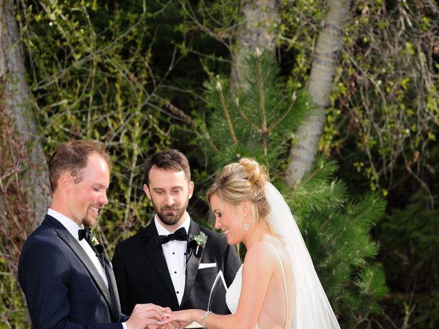 Ashante and David's Wedding in Buena Vista, Colorado 13