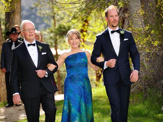 Ashante and David's Wedding in Buena Vista, Colorado 12