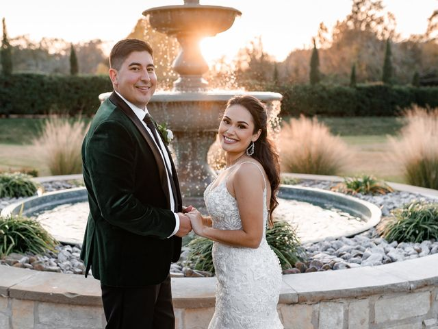 Justin and Mary's Wedding in Brookshire, Texas 2