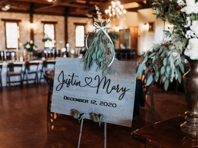 Justin and Mary's Wedding in Brookshire, Texas 5