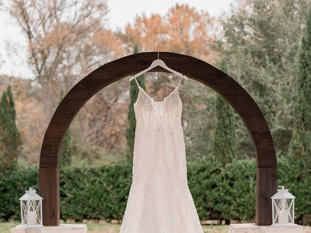Justin and Mary's Wedding in Brookshire, Texas 10