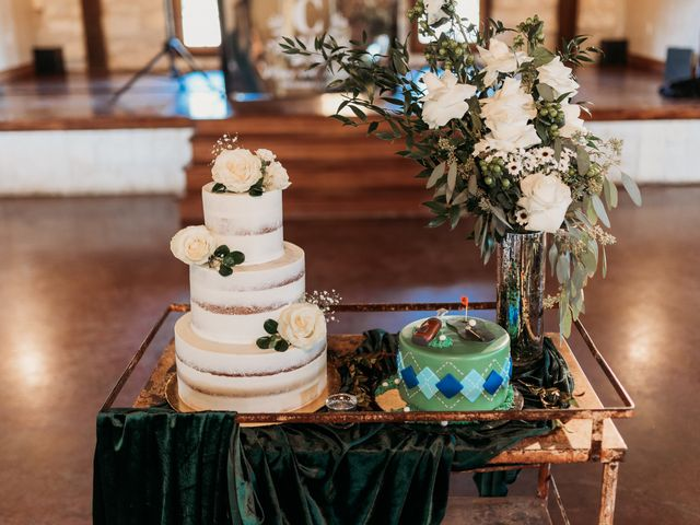 Justin and Mary's Wedding in Brookshire, Texas 12