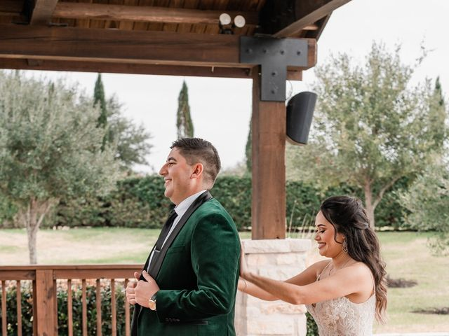Justin and Mary's Wedding in Brookshire, Texas 14