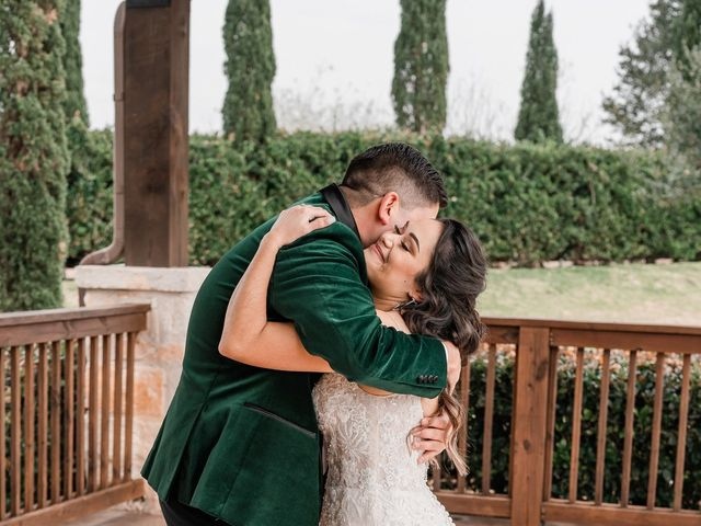 Justin and Mary's Wedding in Brookshire, Texas 16