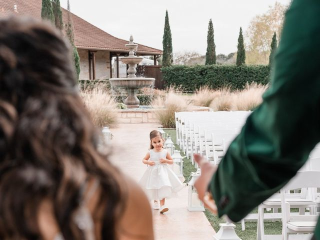 Justin and Mary's Wedding in Brookshire, Texas 17