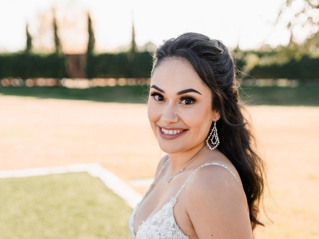 Justin and Mary's Wedding in Brookshire, Texas 18
