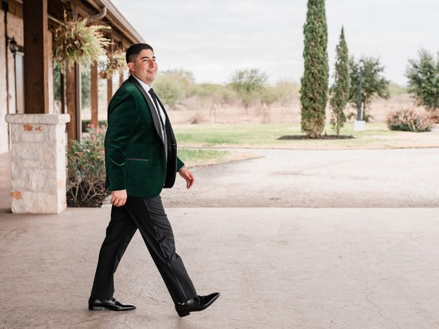 Justin and Mary's Wedding in Brookshire, Texas 20